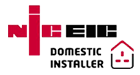 NICEIC Approved  Domestic Installer